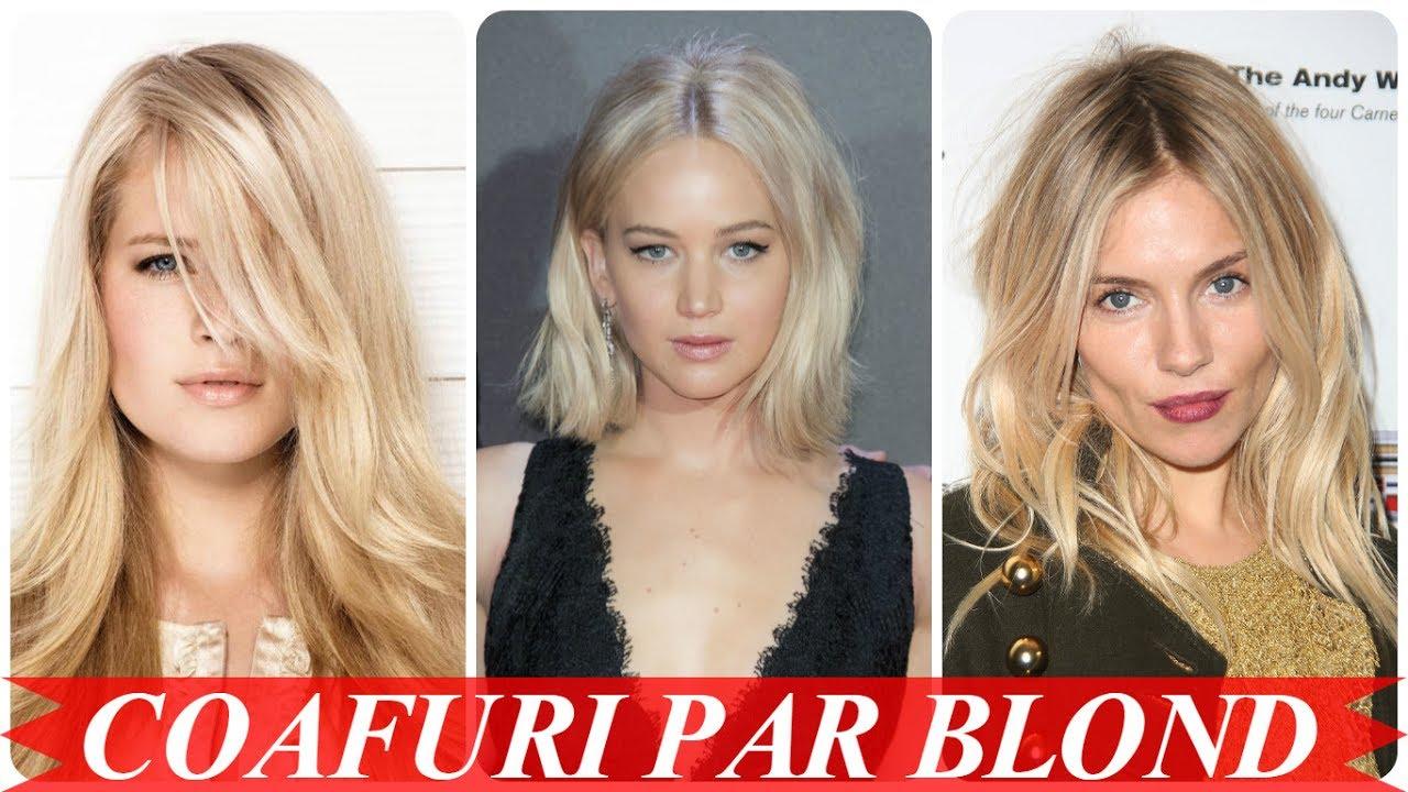 Modele De Tunsori Par Scurt Blond