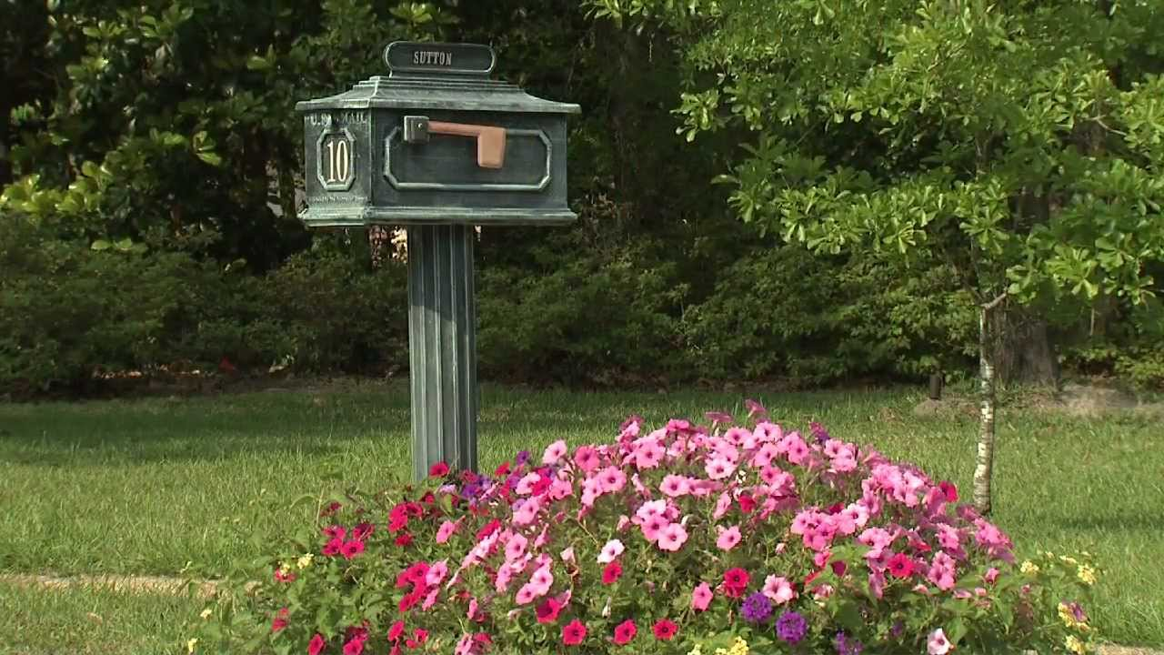 Superieur Mailbox Gardens   Southern Gardening TV   YouTube