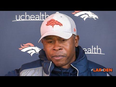Coach Joseph: 'Wade [Phillips] is a football genius'