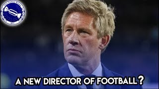 Toffee Blue View   New Director Of Football?