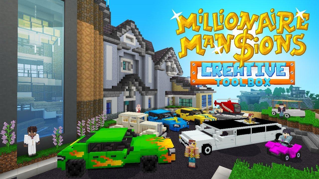 Noxcrew millionaire mansions