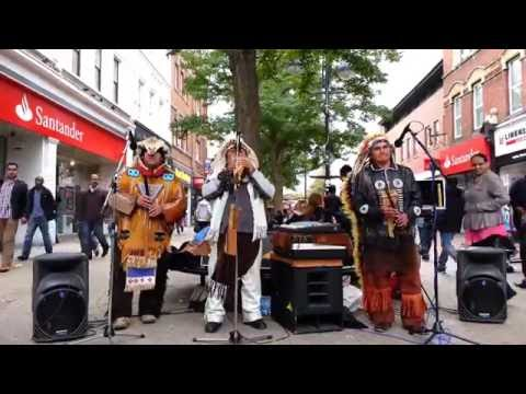 Red Indian Music Heart Touching