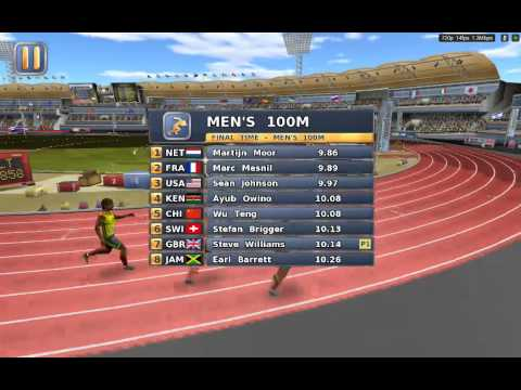 Athletics 2: Summer Sports-Android HD Gameplay