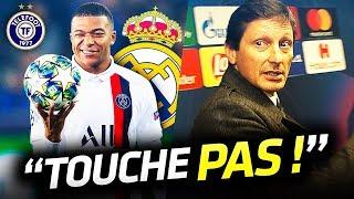 VIDEO: Mbappé au Real ? LEONARDO s'agace - La Quotidienne #573