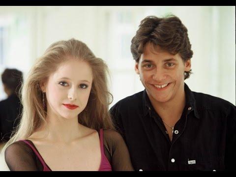 Silvia Seidel in ANNA a.k.a. BALLERINA   1988, German