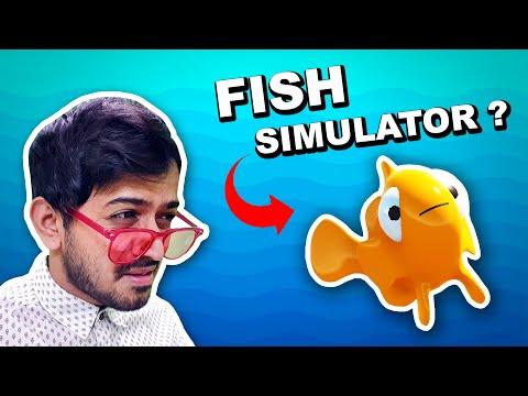 I AM FISH !!! Funny Fish Simulator Game 🐟 (Saiman Plays)