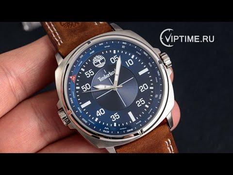 Incomodidad Auto escribir  Видео обзор наручных часов Timberland TBL.15516JS/03 - YouTube