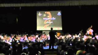 All Jakarta Honor Orchestra 2014 - J. Suprapto W. Utomo