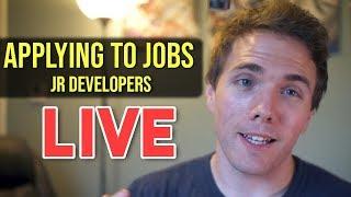 🔴 Applying to jobs! - NOW ON TWITCH | @joshuafluke everywhere