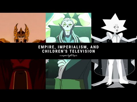 empire-and-imperialism-in-children's-cartoons—a-super-light-topic