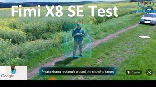 Xiaomi Fimi X8 SE Test Flugverhalten, Reichweite, Return to Home, Fixed Wings, Rocket, Inv ...