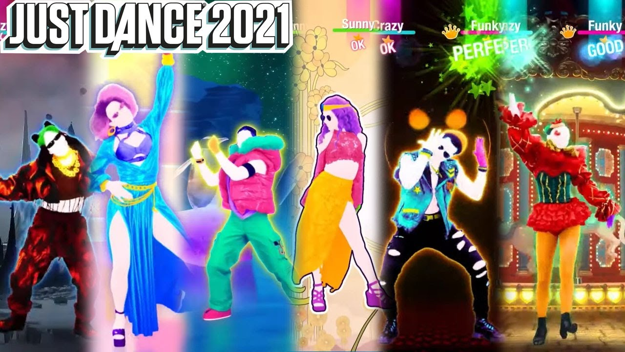 Just Dance 2021 Songs Part 1 - REACTION AND OPINION - YouTube