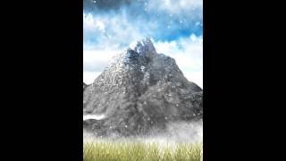 Snowy Mountain Live Wallpaper Android Market