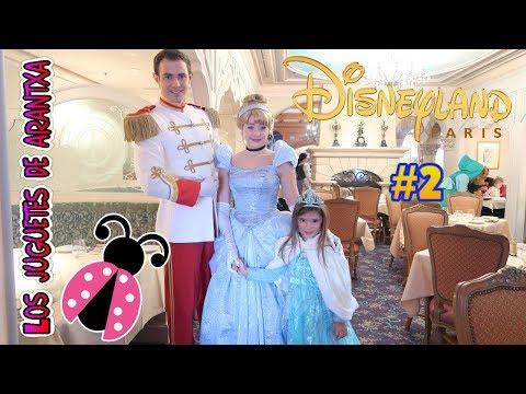 Vlog de Viaje a Disneyland Paris con mis amigos