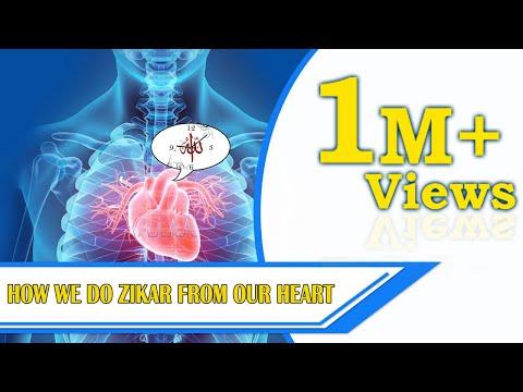 How We Do Zikar From Our Heart... (Zikar Qlabi Ka Tareeqa) By Hazrat MAHBOOB SAEEN D.B.A
