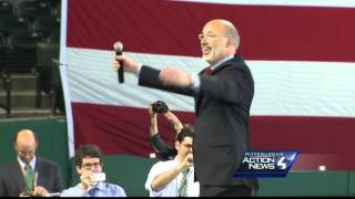 Tom Wolf Wins Democratic Nomination for Governor