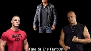 John Cena is in the Fate Of The Furious ?