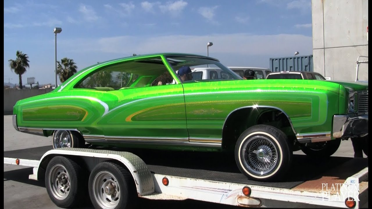Wicked Green Monte Carlo On Dayton S Los Angeles Youtube