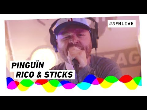 Rico & Sticks - Pinguïn (Live @ De Zwarte Cross)
