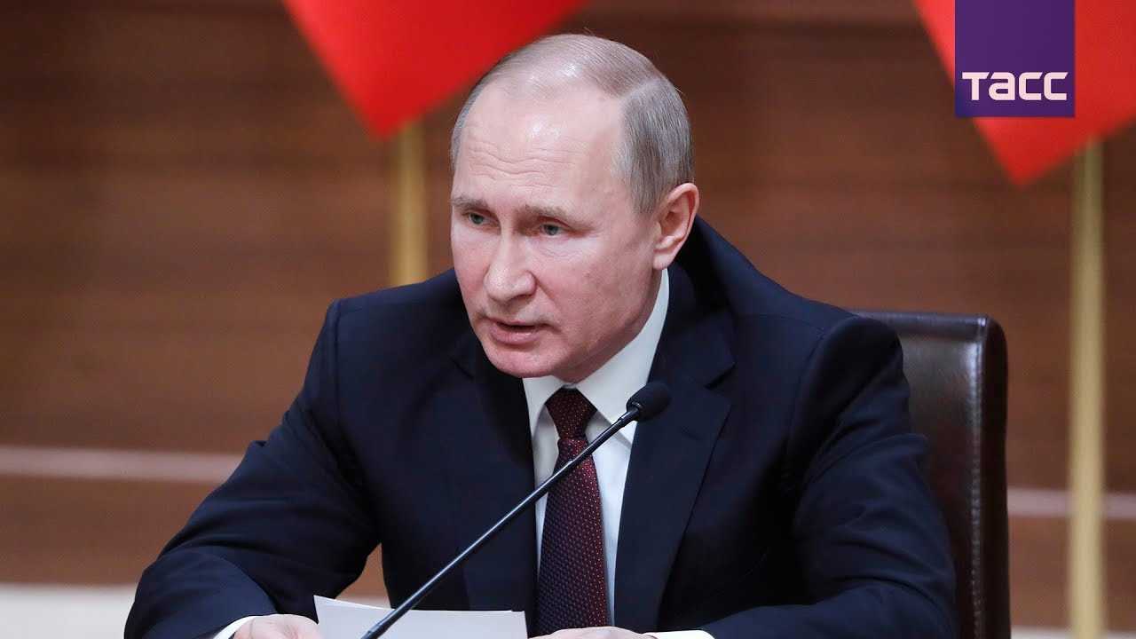 Путин: Россия ждет не извинений, а торжества здравого смысла в деле Скрипаля