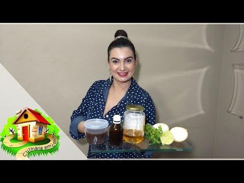 ACABE COM A TOSSE EM 3 MINUTO -  Culinária em Casa