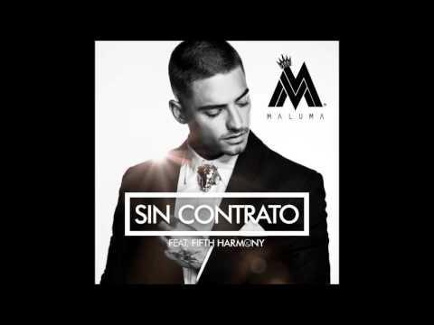 Maluma - Sin Contrato (Oficial audio) mp3