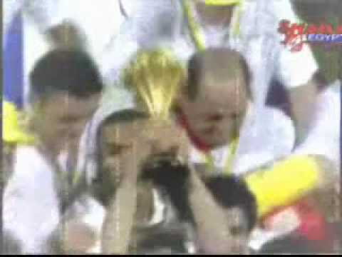 Africa Cup of Nations Ghana 2008 Champion: Egypt