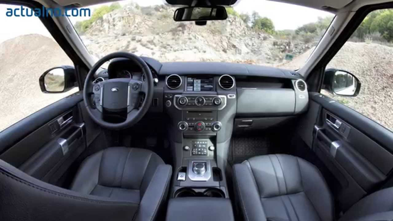 land rover discovery4 2015 test drive actualno com youtube. Black Bedroom Furniture Sets. Home Design Ideas