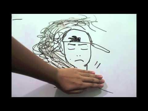 Teenage Depression (Short animation)