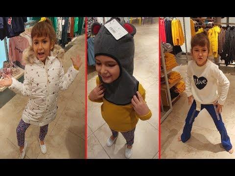 İstanbul buluşması, Defacto alışverişimiz.Soğuk havalar için Kaban ve kazak aradık,Eğlenceli çocuk
