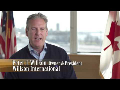 Willson International Customs Brokerage & Enterprises TV on International Trade