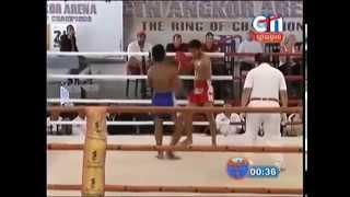 Khmer Boxing | 13 August 2014 CTN