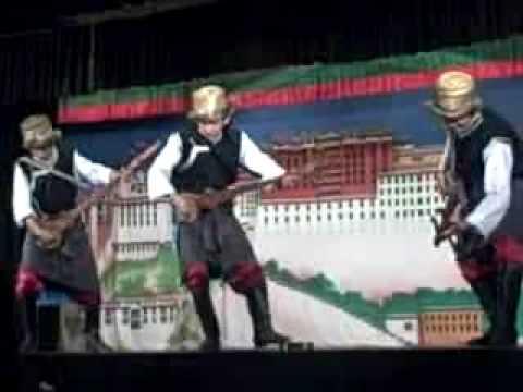 TIPA / Dranyen Shapdro / Tibetan song and dance