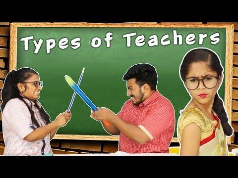 Types Of Teachers | Funny Video
