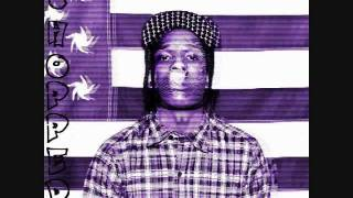 ASAP Rocky - Peso (Slowed & Chopped)
