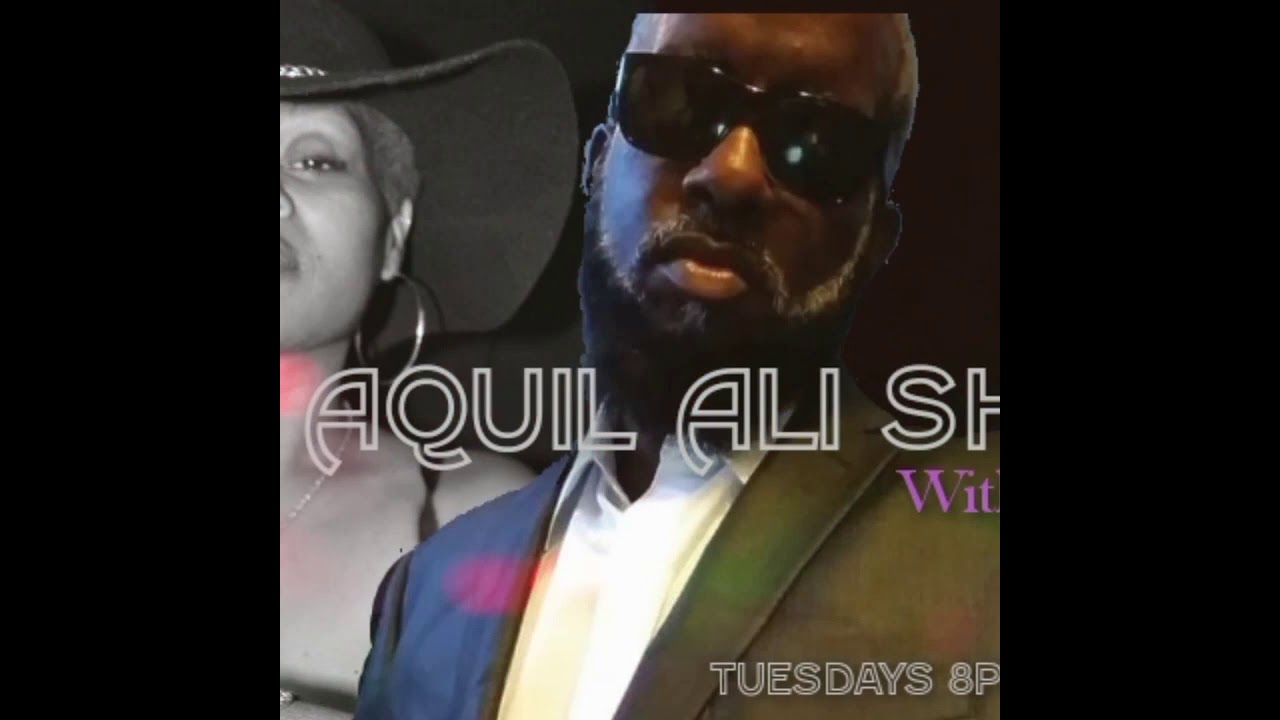 Ms Tasha Nicole brings power and beauty to The Aquil Ali Show w/April J