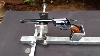 Umarex Colt SAA 7,5' Zoll / PräzisonsTest aus dem EinschiessBock by WPU
