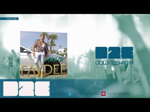 Faydee - Maria (Official Audio)