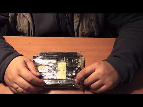 видео: Посылка из Китая, блок питания для  lcd телевизора xoro - Обзор