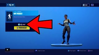 *NEW* FORTNITE WRECK IT RALPH EMOTE/DANCE *FREE* HOT MART EMOTE (EASY To Unlock)