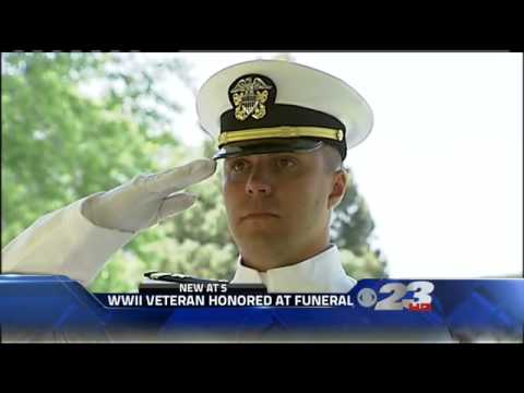 Navy Funeral Honors Assignment Youtube