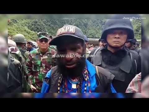 TNI-POLRI Evakuasi Sandera KKB Papua