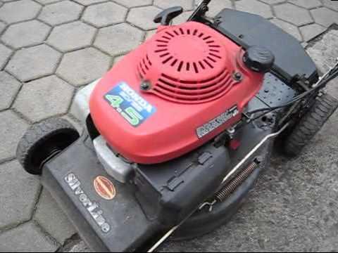 Honda Rasenmahermotor Gcv Ps Motor Rasenmaher Mpg