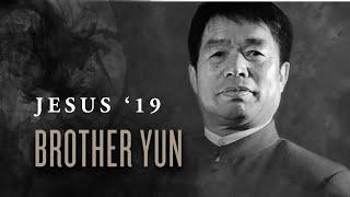Brother Yun + Jesus Image Worship | Jesus '19