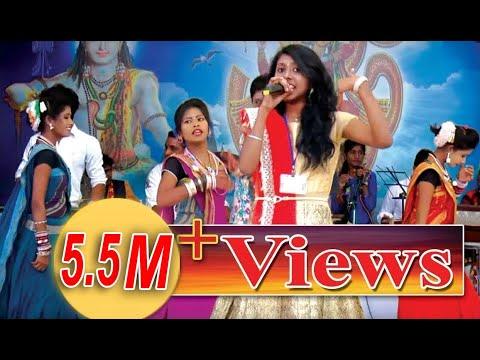Bhumika Sahu Raipur - माई के मेला I Dhol Baje Re I Live Stage Show I Ganga Mayya Jhalmala - Balod I