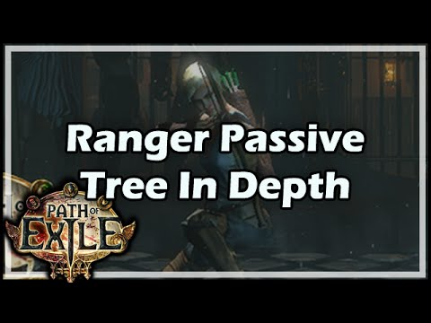 [Path of Exile] Ranger Passive Tree In Depth