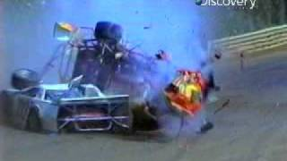 Destroyed in Seconds - Stock Car Crash