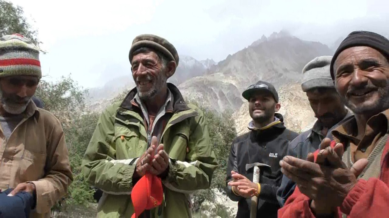 To the Porters of Baltistan