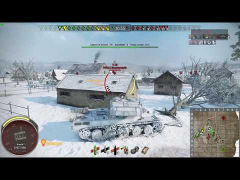 World of tanks PS4 FR METAL