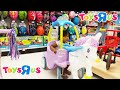 Little Tikes Magical Unicorn Carriage Ride On + Princess Horse and Carriage at ToysRus Store